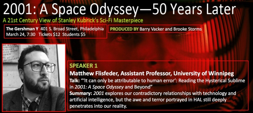 2001 Poster