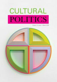 Cultural Politics 14.1