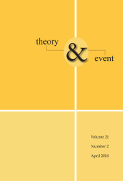 Theory & Event 21.2